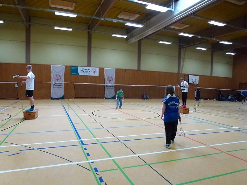 badminton speyer